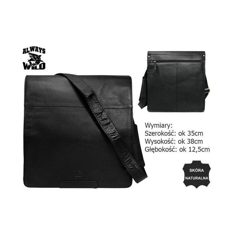 Шкіряна сумка 0524-PDM