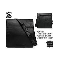 Шкіряна сумка 0524-PDM, фото 1