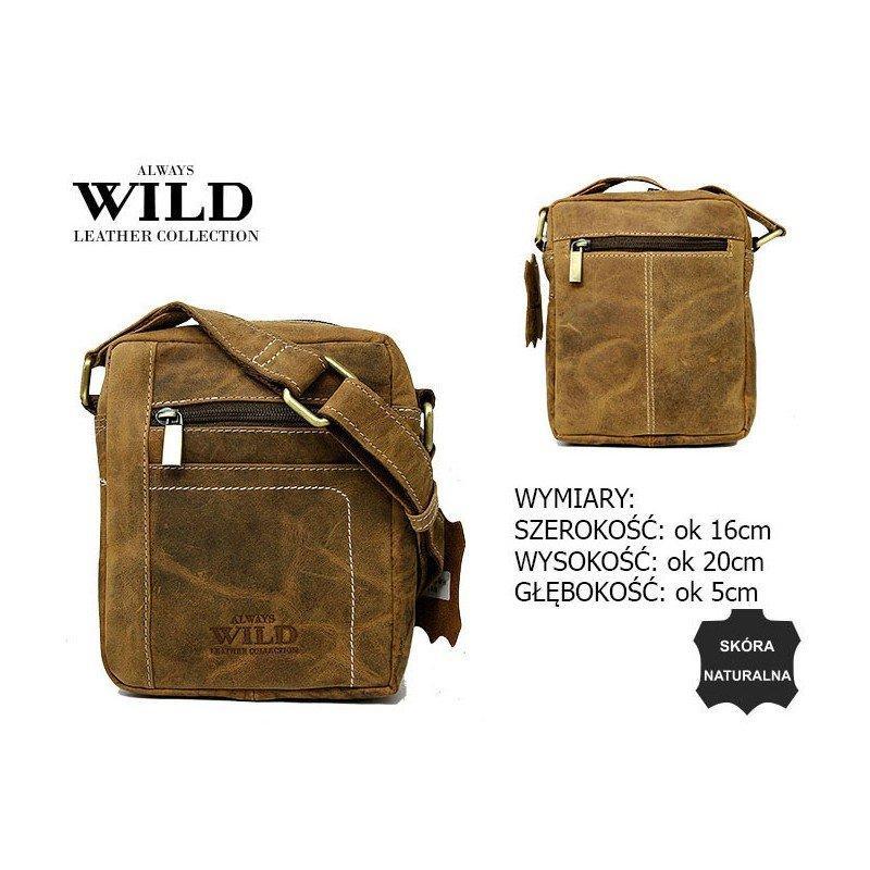 Шкіряна сумка 250840-MH