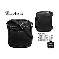 Шкіряна сумка Pierre Andreus 5021-NDM-PA, фото 1