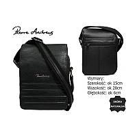Шкіряна сумка Pierre Andreus 503-NDM-PA, фото 1