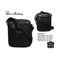 Шкіряна сумка Pierre Andreus 8020-NDM-PA, фото 1