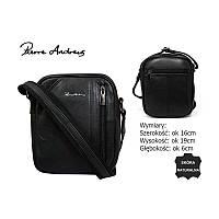 Шкіряна сумка Pierre Andreus 8023-NDM-PA, фото 1
