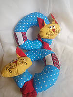 Подушка под шею для ребенка