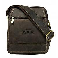 Мужская  сумка из натуральной кожи кожи Always Wild код 51, фото 1