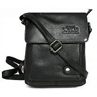 Мужская сумка  ALWAYS WILD (Польша) из натуральной кожи код 102, фото 1