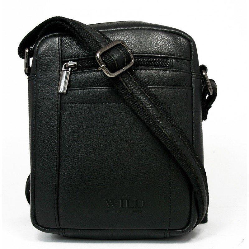 Мужская сумка - почтальонка ALWAYS WILD  код 8020. Стильно и качественно!