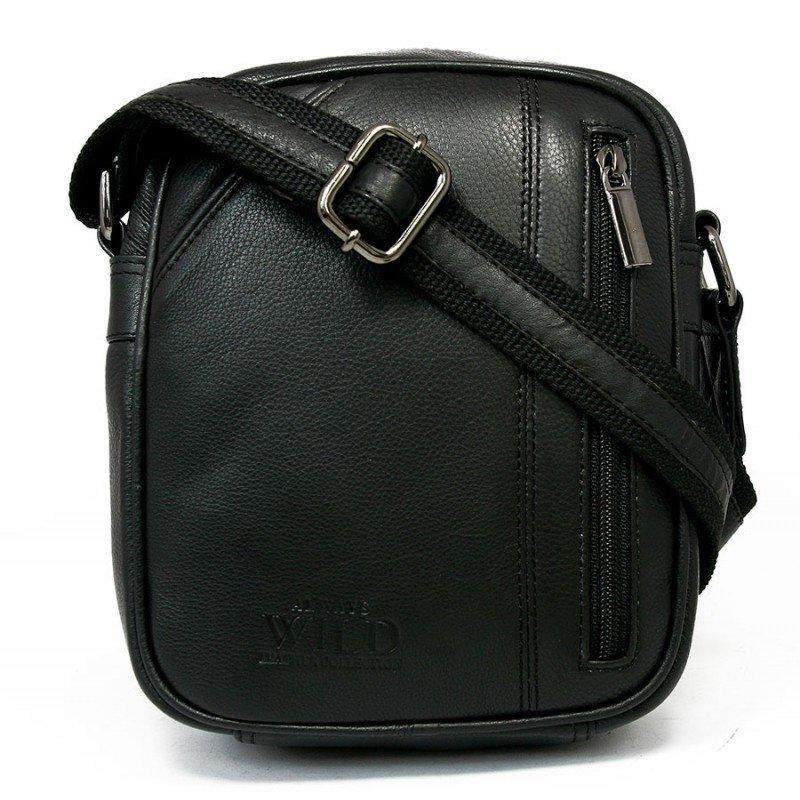 Мужская сумка через плечо ALWAYS WILD  код 23. Новинка!