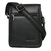 Чоловіча сумка через плече бренд Always Wild (Польща) код 504. Натуральна шкіра!, фото 1
