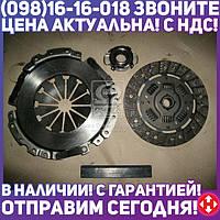 ⭐⭐⭐⭐⭐ Сцепление ВАЗ 2110, 2111, 2112 (диск нажимной+ведомый+подшник ) (производство  ВИС)  21100-160100000