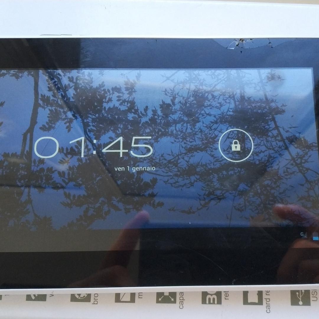 Планшет Life EasyTab 7001 Wi-Fi 8Gb Розбитий сенсор