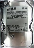 Жесткий диск HDD 500GB 7200rpm 32MB SATA III 3.5 Toshiba DT01ACA050