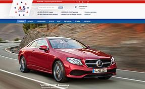 Сайт производителя автозапчастей Винница 1