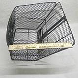 Корзина багажника сетка, кофр летний на скутер, мопед Mototech, фото 3