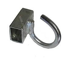 Крюк на опору КТц-8 оцинкованый