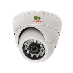 Видеокамера купольная Partizan CDM-VF37H-IR SuperHD v4.2