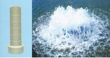 Всплесковый аэратор Fordy  фонтанный  PY-1.5 (1,5кВт/ 380В), фото 3