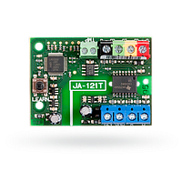 JA-121T Интерфейс RS-485 адресной шины