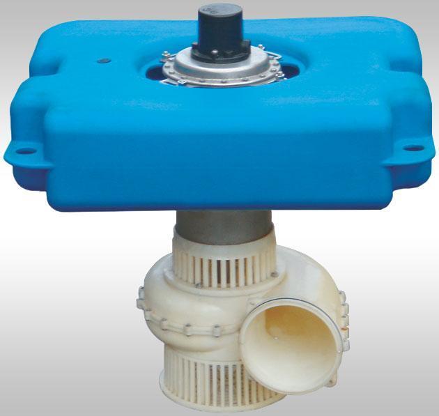 Плавающий насос Fordy FB3700-170-10 (170м³/ час)