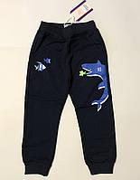 Спортивные штаны для мальчиков 86-116 см