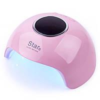 LED/UV лампа Sun Star 6 (гарантия 1 месяц) pink