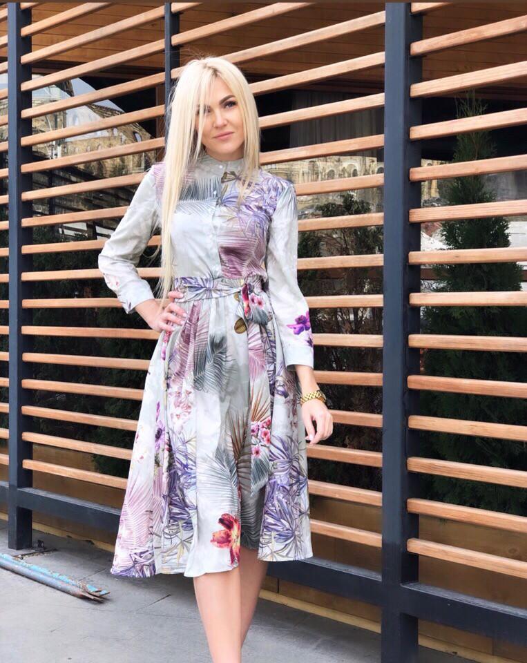 Платье женское стильное