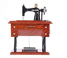 Швейная машина музыкальная шкатулка S