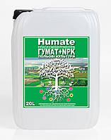 Польові культури Гумат + NPK 5-3-3 (20л) StimAgro Стимулятор регулятор росту