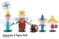 Набор фигурок Маленькое королевство Бена и Холли - Ben & Holly's Little Kingdom