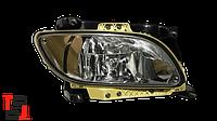 1835885 Фара противотуманная правая DAF XF Euro 6