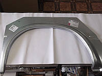 Ремчасть заднего левого крыла (арка) Ford Transit 91-94