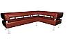Комплект офисный диван угловой  2200*1600*600 мм