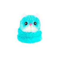 Мягкая игрушка POMSIE POOS S1 – КОТЕНОК МИНТИ (на клипсе) (02064-C)