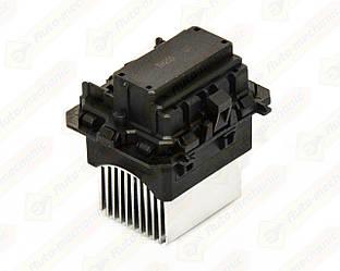 Резистор регулятора скорости вращения вентилятора на Renault Megane III 2009->2016 — Thermotec - DER004TT