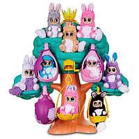 Игровой набор BUSH BABY WORLD - ДЕРЕВО СНОВ (60 см, Ники, с аксессуарами) (2303)