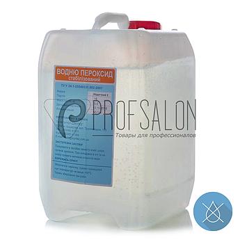 Перекись водорода 50%, 10кг в канистре, медицинская, пергидроль для обеззараживания, очистки воды в бассейне