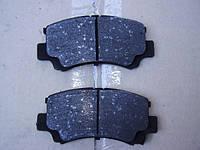 Колодки тормозные передние Чери QQ S11-3501080.