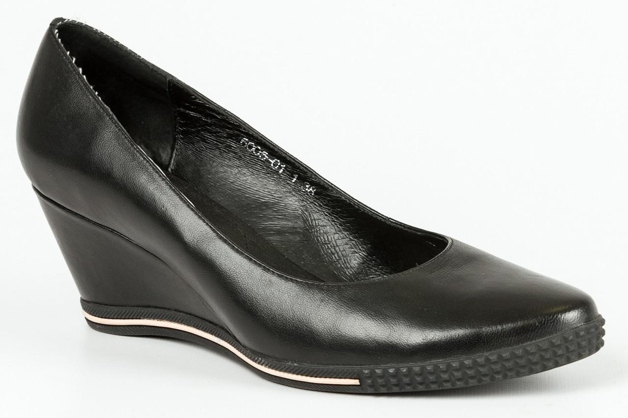 Туфли женские Elegante-6005-01-1