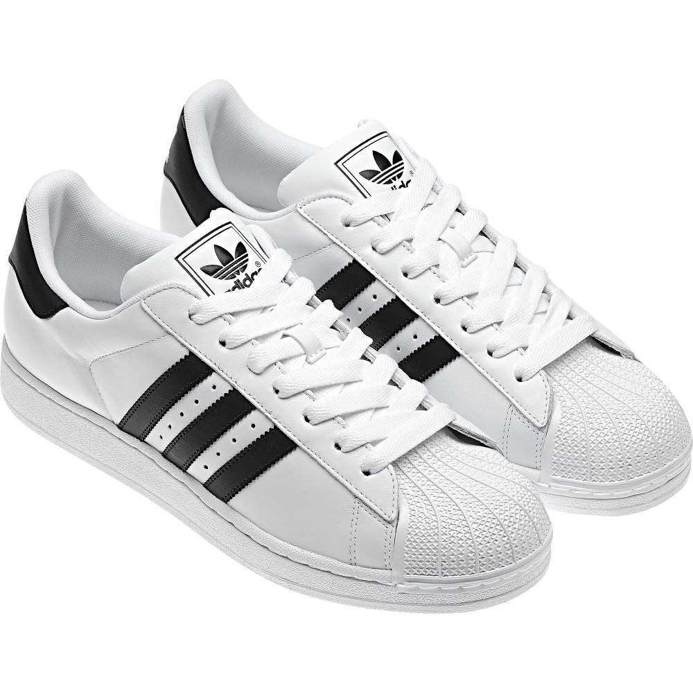 Жіночі кросівки Adidas Superstar білі