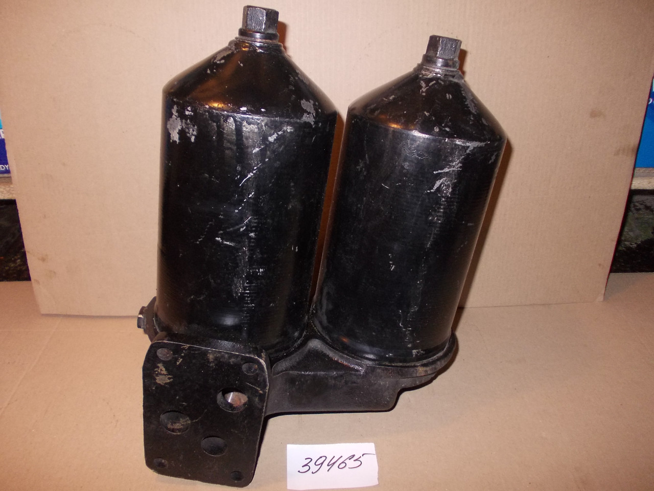 Фильтр масляный ЯМЗ-240 (тонкой отчистки), 240-1017010-Б2