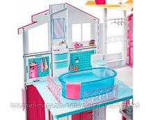 Кукольный домик Mattel Barbie Городской дом Малибу, фото 3