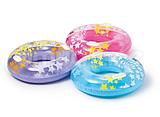 Детские надувные круги для плавания