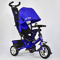 Детский трехколесный велосипед Best Trike 6588-1460 колесо пена (6588-1460 синий)