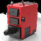 Твердотопливный котел 32 кВт РЕТРА-4МCombi с факельной горелкой, фото 3