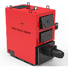Твердотопливный котел 32 кВт РЕТРА-4МCombi с факельной горелкой, фото 2