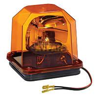 Мигалка желтая под лампочку 12 вольт TR510 для грузовиков(8327TR510)
