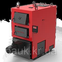 Твердопаливний котел 50 кВт РЕТРА-4МCombi, завантаження палива - факельний пальник