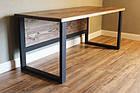 """Письмовий стіл для підлітка """"Томмі"""" в стилі loft, фото 2"""