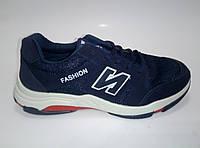 Мужские кроссовки из эко кожи, фото 1