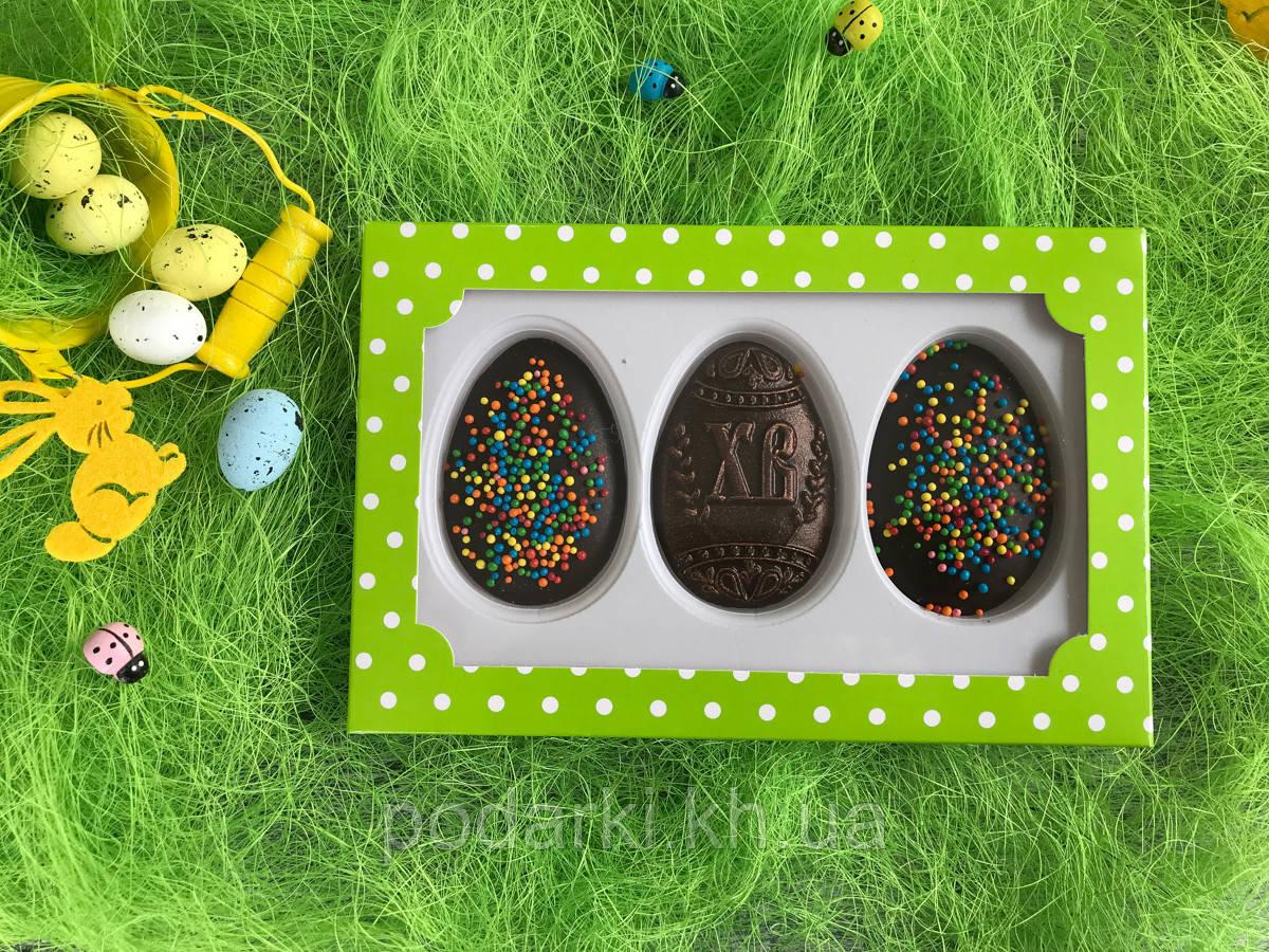 Пасхальныепоздравительные яйца